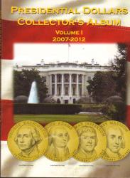 MCC Presidential Dollar P&D Folder Vol 1