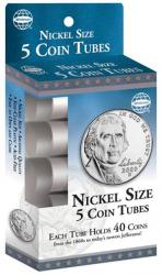 Harris Nickel Tubes -- Retail Pack of 5