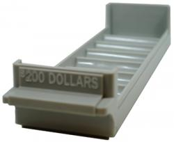 Plastic Tray for Small Dollar Rolls