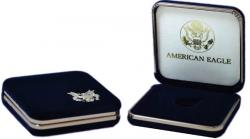 US Mint Presentation Case -- 1/10 oz Gold American Eagle