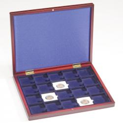 Lighthouse Deluxe Presentation Case -- 20 2x2 Holders