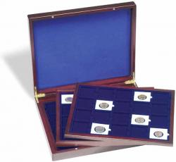Lighthouse Deluxe Presentation Case -- 60 Quadrum Holders