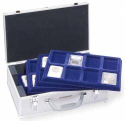 Lighthouse Aluminum Coin Case (12-Tray Size)