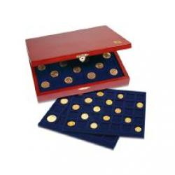 Elegance Cherry Wood Presentation Case for 2x2s