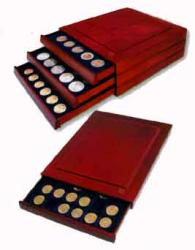 Nova Exquisite Wood Stackable Coin Drawer for 2x2s