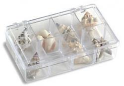 Plastic Organizer -- 8 Compartments