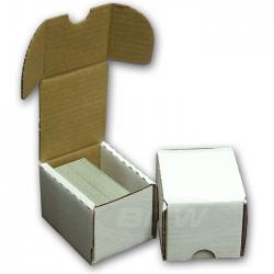 BCW Trading Card/Slab Storage/Shipping Box -- 100 Count