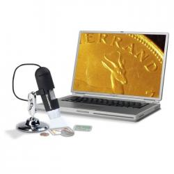 Lighthouse Digital Microscope and Camera 20x-200x