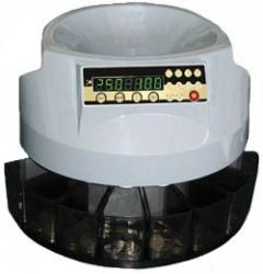 Automatic Desktop Coin Counter