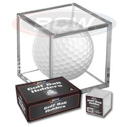 BCW Golf Ball Square Cube Holder