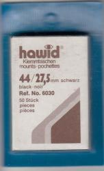 Hawid Stamp Mounts: 44x27