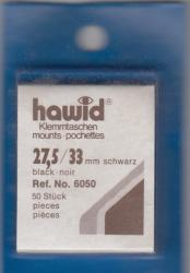Hawid Stamp Mounts: 27x33