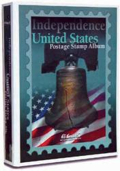 HE Harris Stamp Album Independence (US) Binder