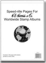 HE Harris Speedrille Pages -- Worldwide