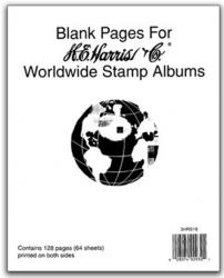 HE Harris Blank Pages -- Worldwide