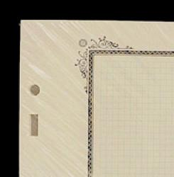 Scott Quadrille Pages -- Border A (Specialty)