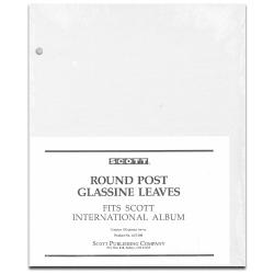 Scott Glassine Interleaving 2-Round Post International