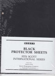 Scott Black Flysheets For International Binder