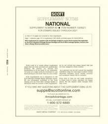Scott Stamp Album Supplement -- US National